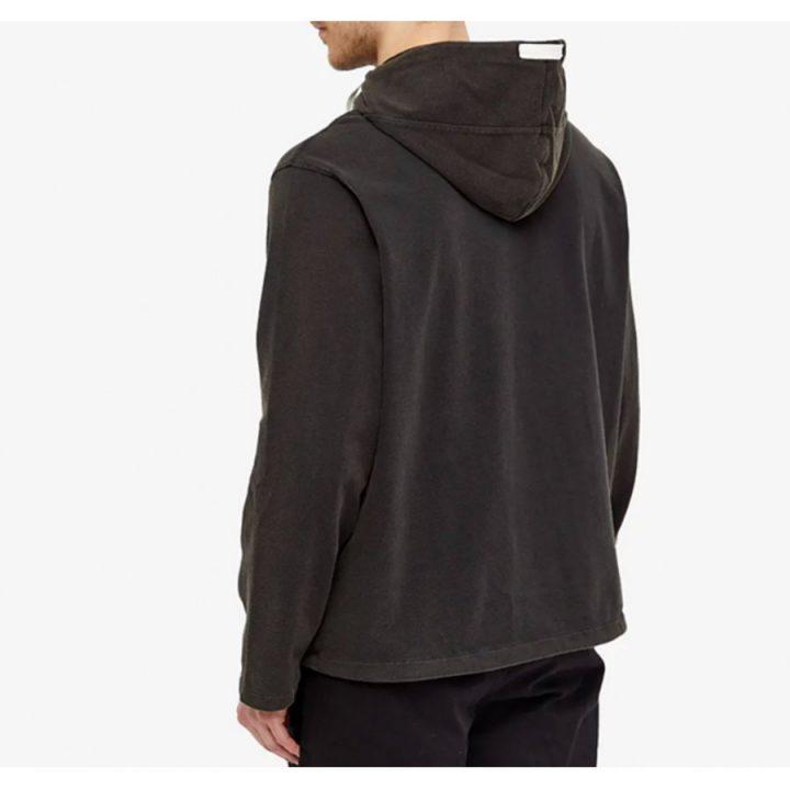 Nike Fekete fekete férfi pulóver