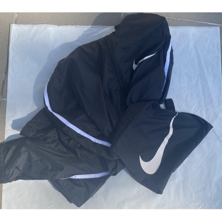 Nike fekete férfi dzseki