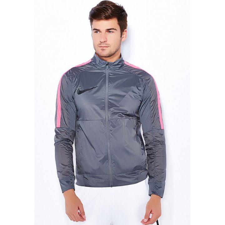 Nike Graphic szürke férfi dzseki