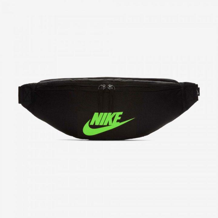 Nike Heritage fekete övtáska