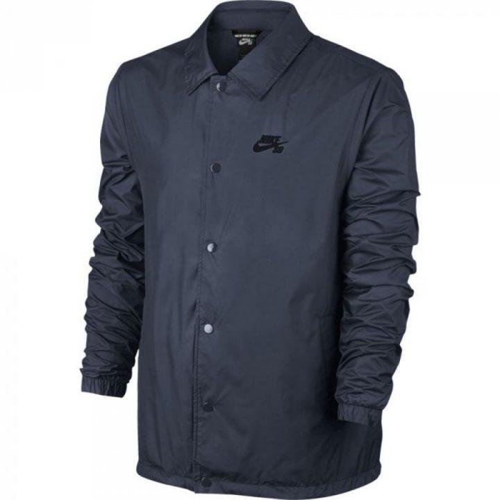 Nike kék férfi dzseki