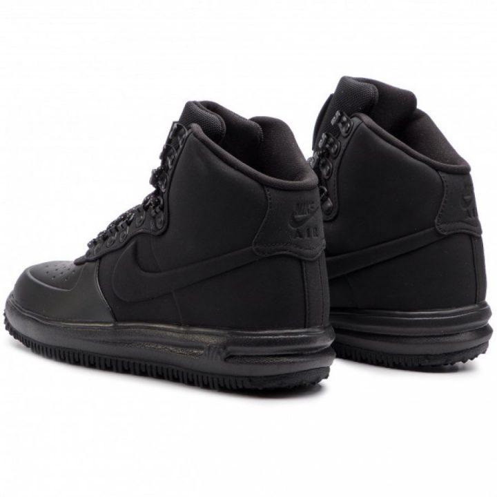 Nike Lunar Force 1 Duckboot '18 fekete férfi utcai cipő