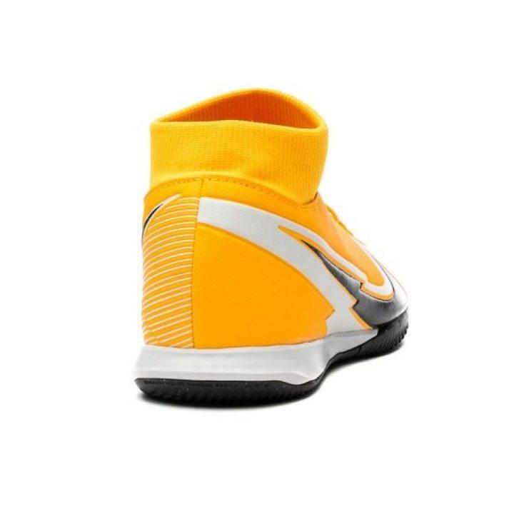Nike Mercurial Superfly 7 Academy IC sárga férfi teremcipő