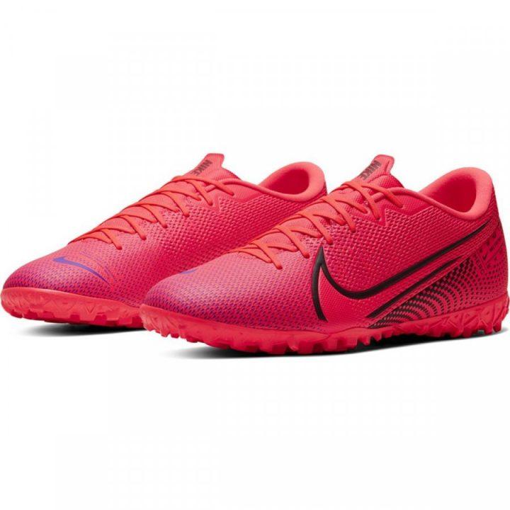 Nike Mercurial Vapor 13 Academy TF piros férfi focicipő