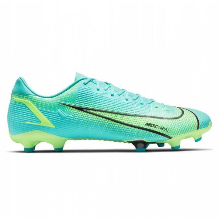 Nike Mercurial Vapor 14 Academy FG/MG zöld férfi focicipő