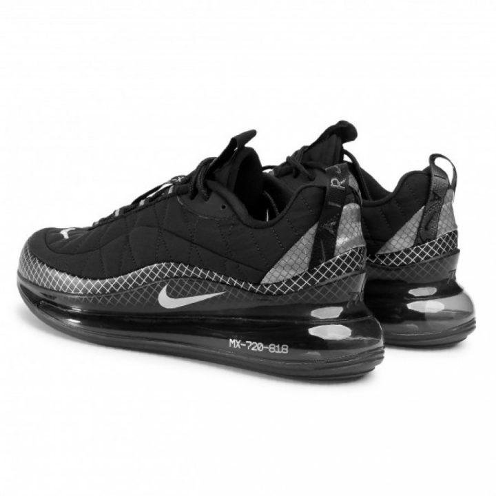 Nike MX-720-818 fekete férfi utcai cipő