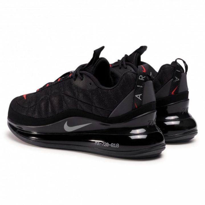 Nike MX-720-818 fekete utcai cipő