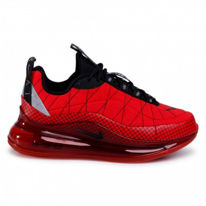 Nike MX-720-818 piros utcai cipő