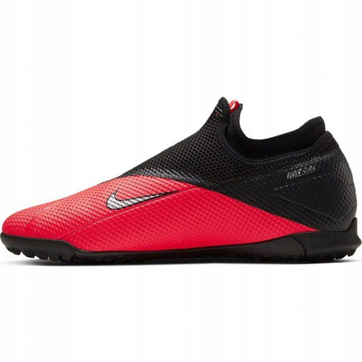 Nike Phantom VSN Academy 2 DF TF piros férfi focicipő
