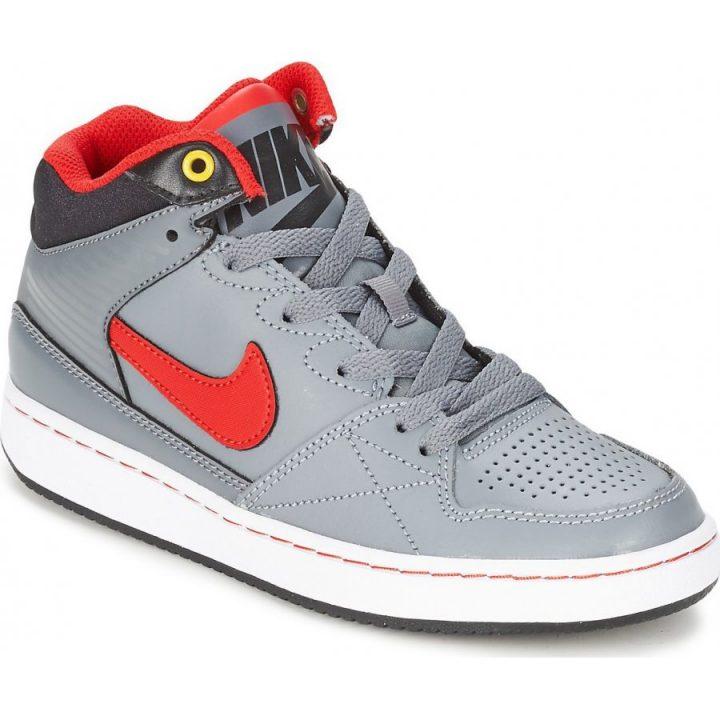 Nike Priority MID GS szürke utcai cipő