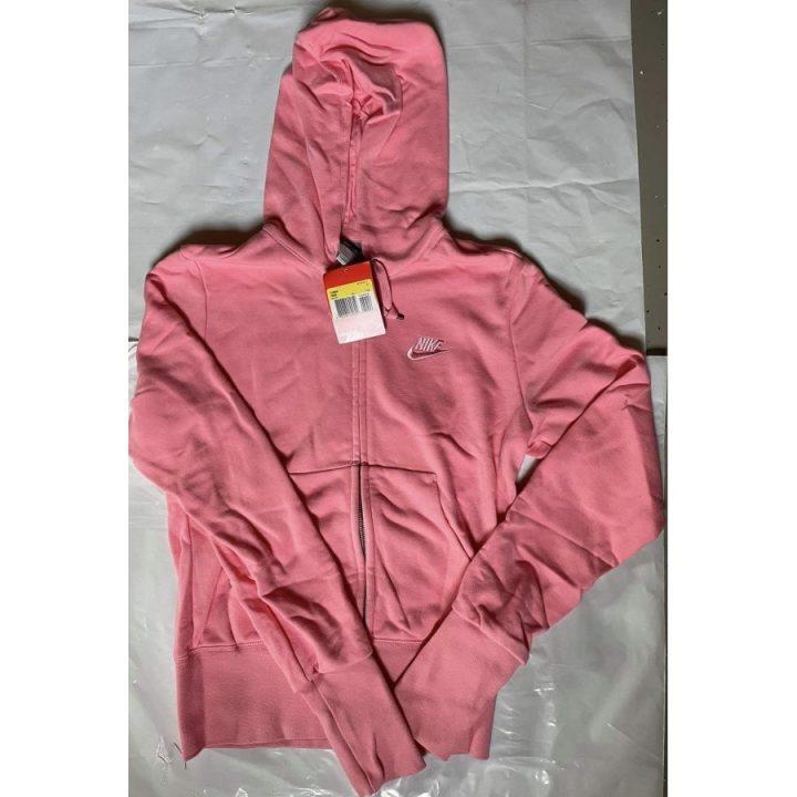 Nike rózsaszín női pulóver