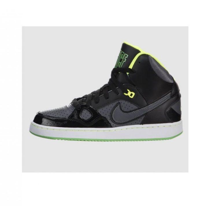 Nike Son Of Force Mid fekete utcai cipő