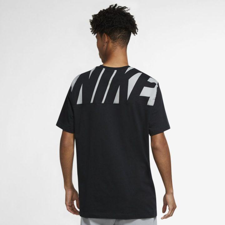 Nike Sportswear fekete férfi póló