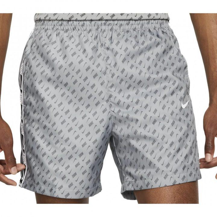 Nike Sportswear Repeat szürke férfi rövidnadrág
