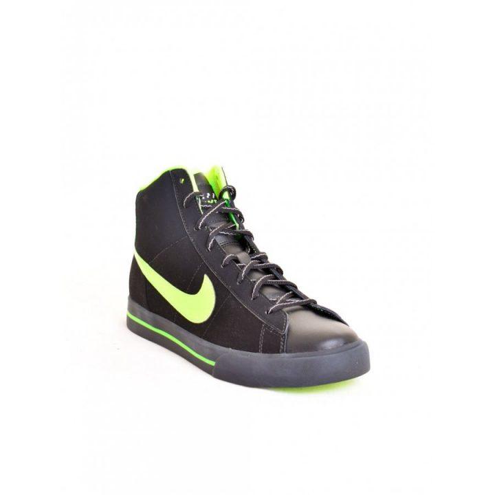 Nike Sweet Classic High fekete utcai cipő