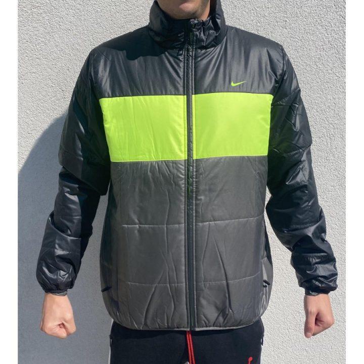 Nike szürke férfi kabát