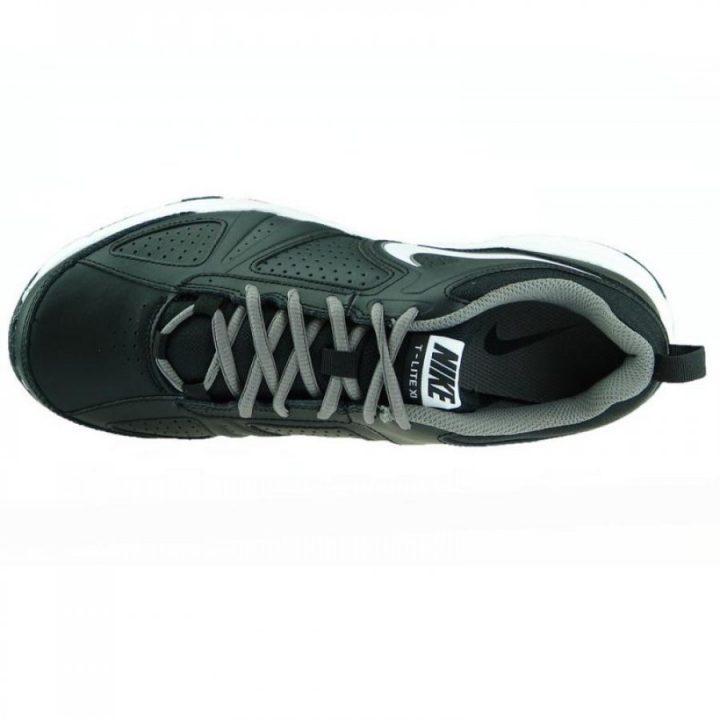 Nike T-lite X fekete férfi utcai cipő