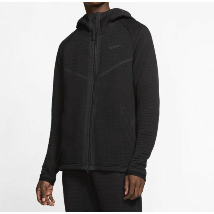 Nike Tech Pack fekete férfi pulóver