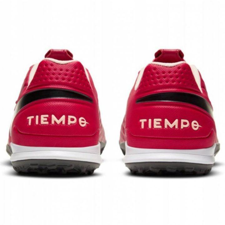 Nike Tiempo Legend VIII Academy TF bordó férfi focicipő