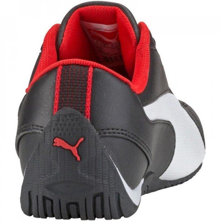 Puma Drift Cat 5 L JR fekete utcai cipő