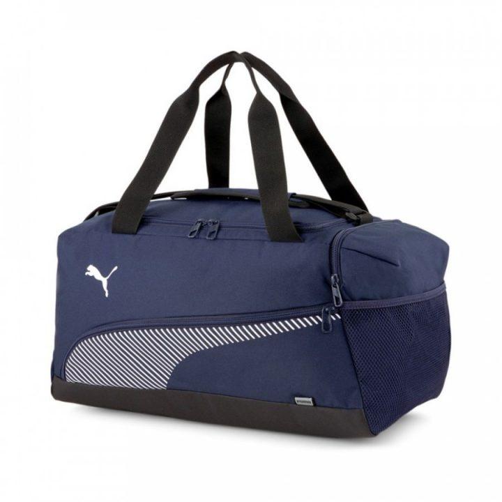 Puma Fundamentals kék sporttáska