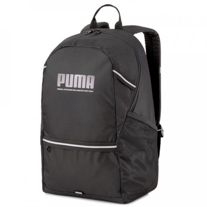 Puma Plus fekete hátitáska