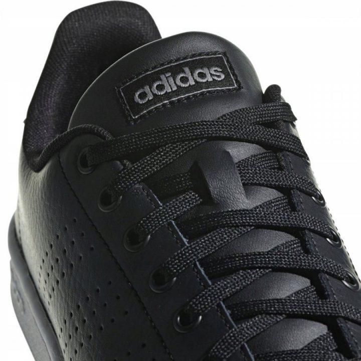 Adidas Advantage fekete utcai cipő