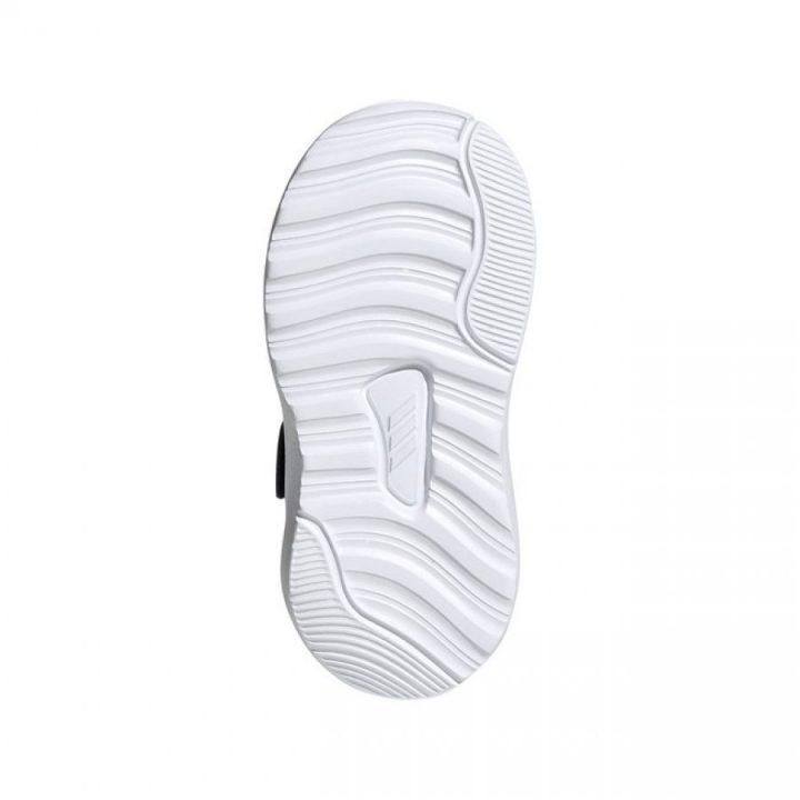 Adidas Fortarun Spider M EL L fekete fiú utcai cipő