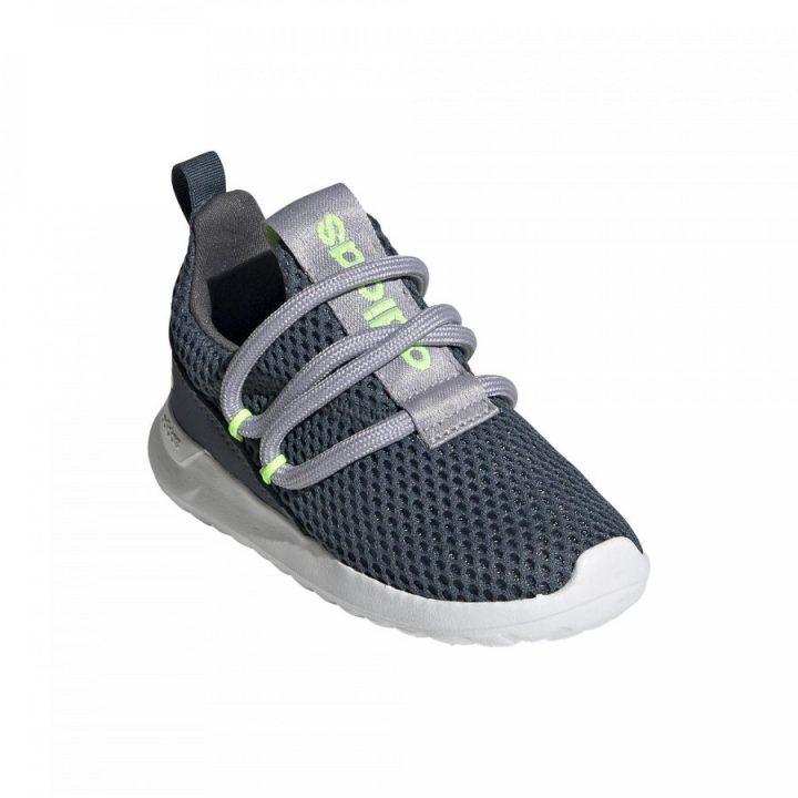 Adidas Lite Racer Adapt 3.0 I szürke fiú utcai cipő
