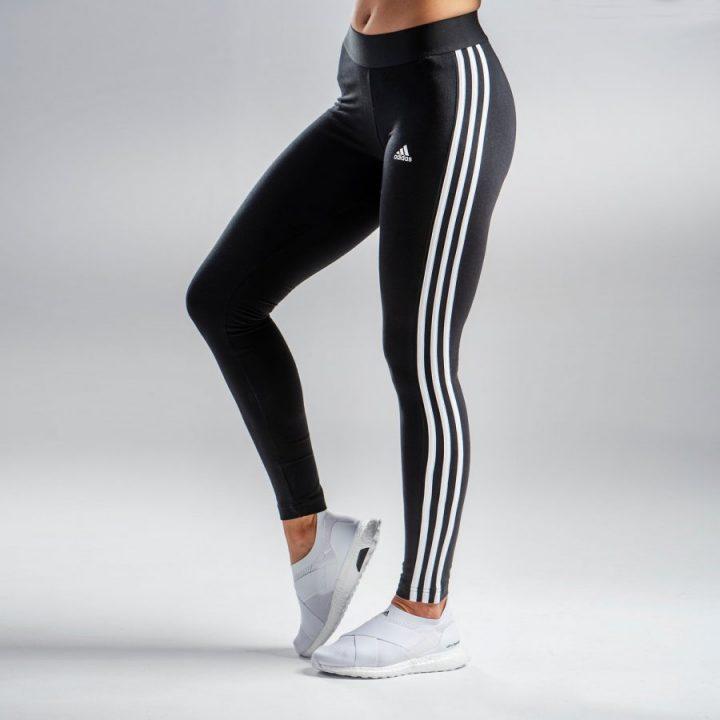 Adidas Loungwear fekete női tréningruha
