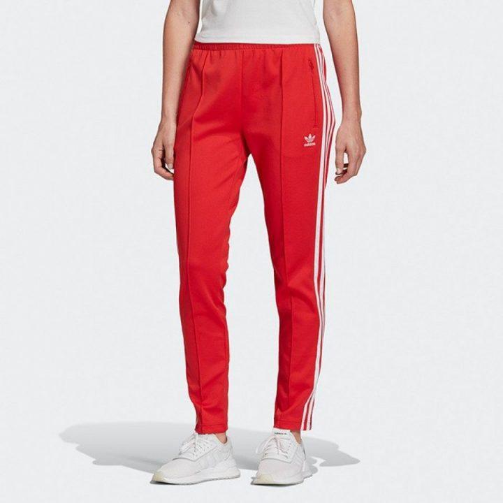 Adidas Originals piros női melegítőnadrág