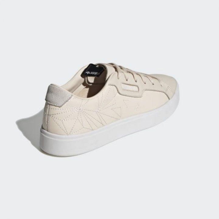 Adidas Sleek W bézs női utcai cipő