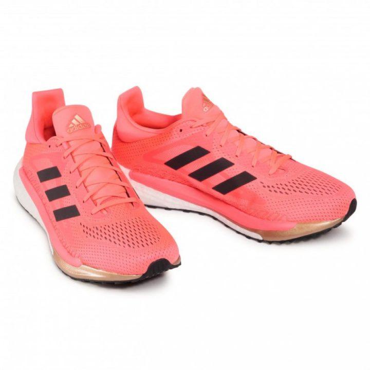 Adidas Solar Glide 3 W rózsaszín női futócipő