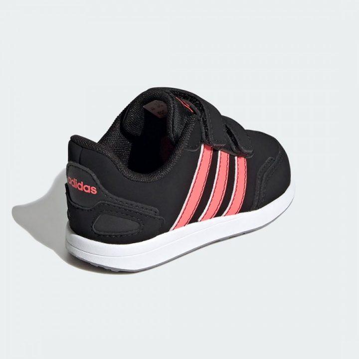 Adidas VS Switch 3 l fekete lány utcai cipő