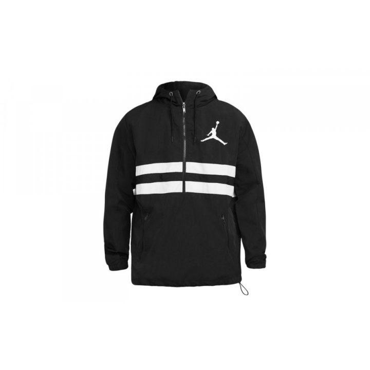 Jordan Jumpman Logo fekete férfi dzseki