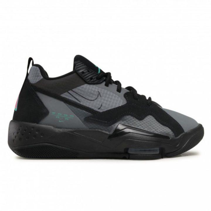 Jordan Zoom '02 fekete utcai cipő
