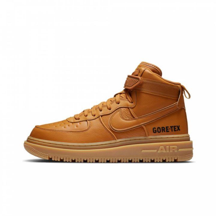 Nike Air Force 1 GTX Boot barna férfi utcai cipő