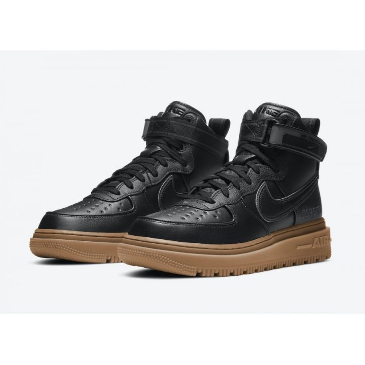 Nike Air Force 1 GTX Boot fekete bakancs