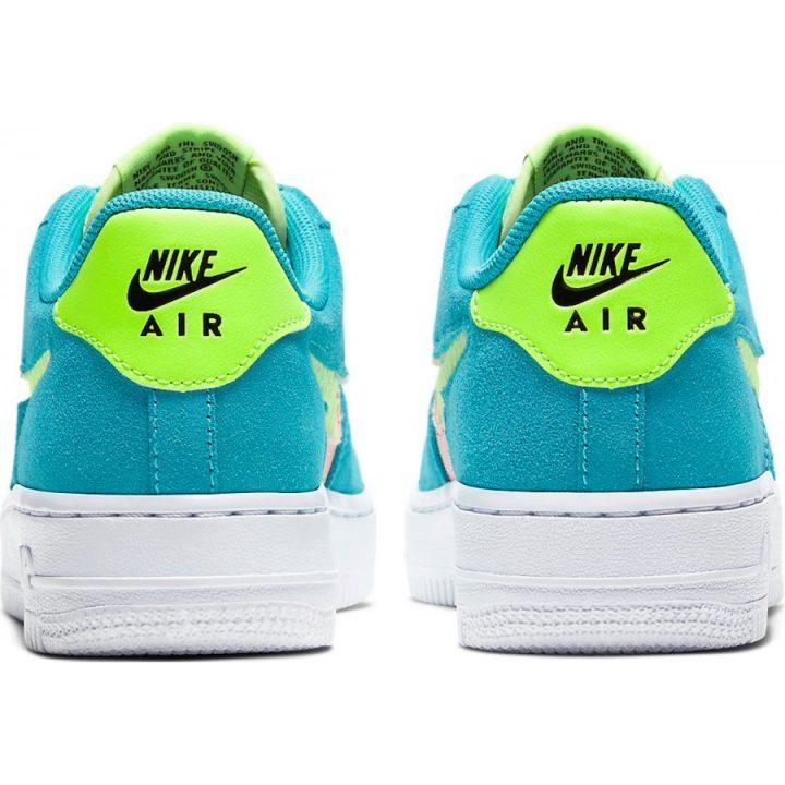 Nike Air Force 1 LV8 5 zöld utcai cipő