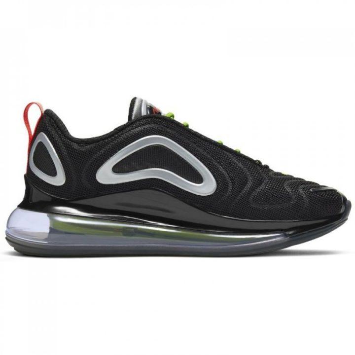Nike Air Max 720 fekete utcai cipő