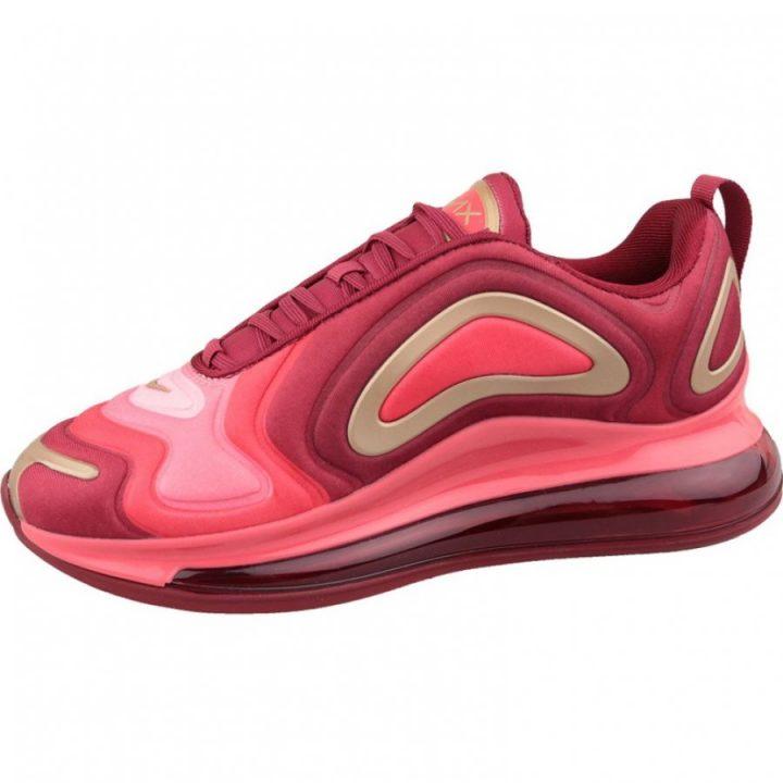 Nike Air Max 720 piros női utcai cipő