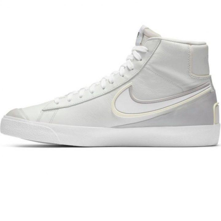 Nike Blazer Mid 77 Infinite fehér női utcai cipő