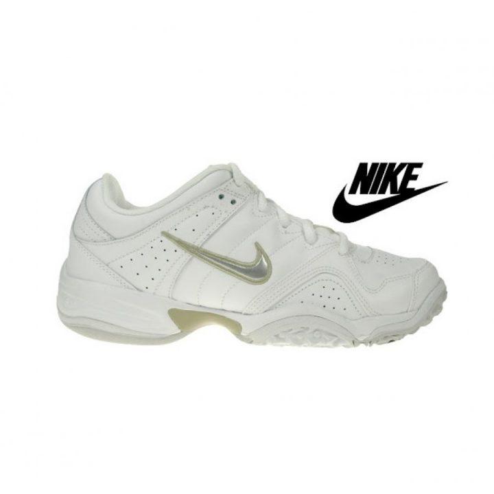 Nike City Court fehér női teniszcipő