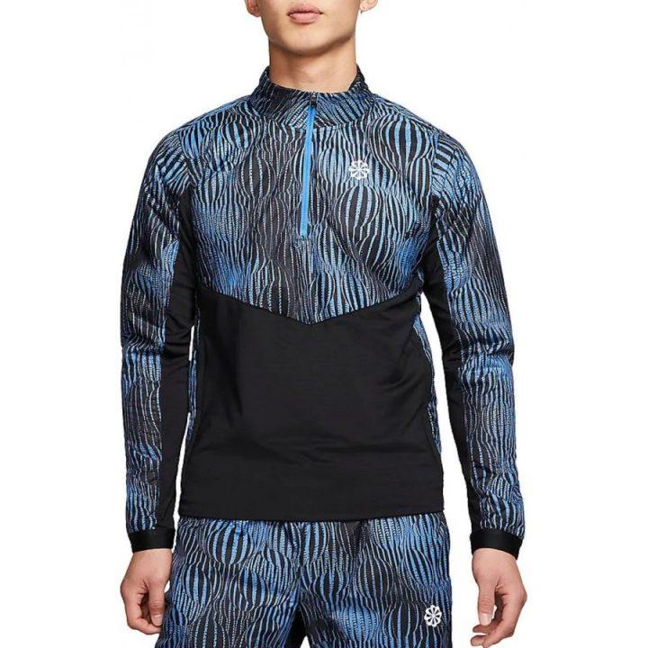 Nike NK Element Thermo kék férfi dzseki