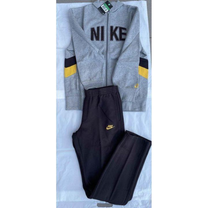 Nike szürke fiú melegítő együttes
